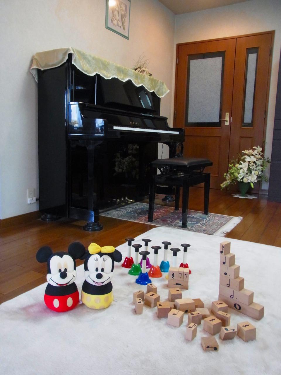 ピアノは何歳から?