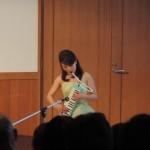 夙川小学校で演奏します!