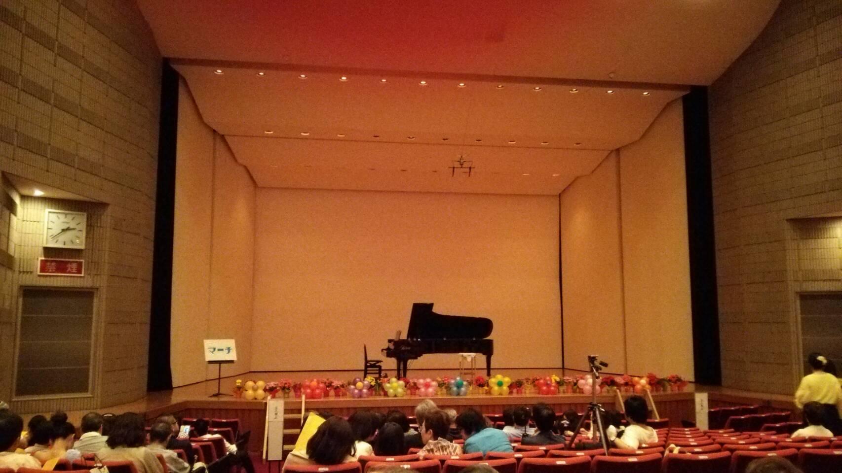 2018年度 ピアノ発表会決定!!